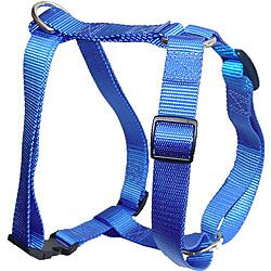 Majestic Pets 28 to 36 inch Single Ply Nylon Adjustable Dog Harness