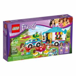 Friends Summer Caravan Set LEGO 41034