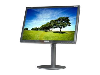 "SAMSUNG SyncMaster B2240W Black 22"" 5ms Height Adjustable Widescreen LCD Monitor 300 cd/m2 DC 70,000:1 (1,000:1)"