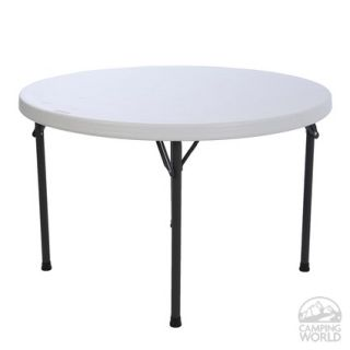 Round Commercial Folding Table, 46   Lifetime 22960   Folding Tables