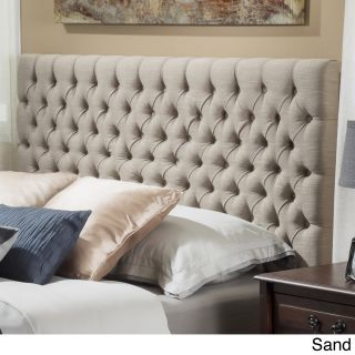 Christopher Knight Home Jezebel Adjustable Button Tufted Headboard