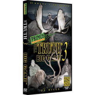 PRIMOS  DVD The TRUTH 3   Big Game PS49051