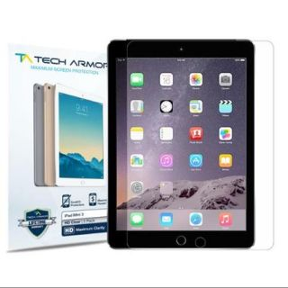 Tech Armor Apple iPad Mini 3 / iPad Mini 2 / iPad Mini [NOT Mini 4] High Defintion (HD) Clear Screen Protectors   Maximum Clarity and Touchscreen Accuracy [3 Pack] Lifetime Warranty