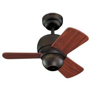 Monte Carlo 3TF24RB Roman Bronze Ceiling Fan
