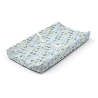 Summer Ultra Plush Change Pad Cover Multi Colored