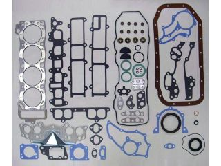 83 84 Toyota Celica Pickup 22R/22RE 2.4L 2366cc L4 8V SOHC Engine Full Gasket Replacement Kit Set FelPro: HS8807PT 1/CS8807