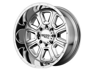 Moto Metal MO972 17x9 5x139.7  12mm PVD Chrome Wheel Rim