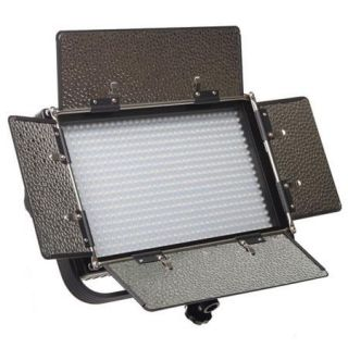 IFB576 S iKan iKan 576 Dual Color LED Studio Light with Sony V Mount Battery Plate