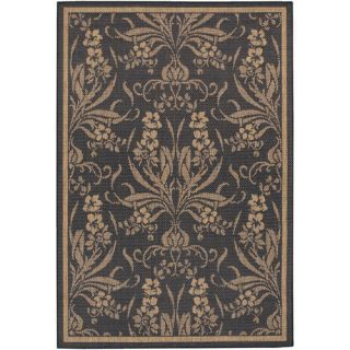Couristan Recife Saddle Stitch Terra Cotta Indoor/Outdoor Area Rug