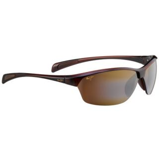 Maui Jim Hot Sands Sunglasses   Rootbeer Frame/HCL Bronze Lens