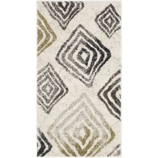 Safavieh Porcello Ivory/ Brown Rug (2 x 37)   16260939