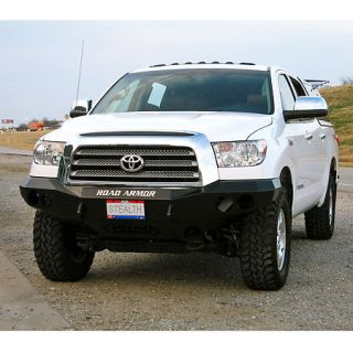 Road Armor Stealth Base Front Bumper 2007 2010 Toyota Tundra