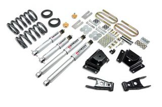 1999 2003 Ford F 150 Lowering Kits   Belltech 923SP   Belltech Lowering Kit