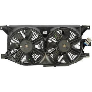 Dorman   OE Solutions Radiator Fan Assembly Without Controller 620 923