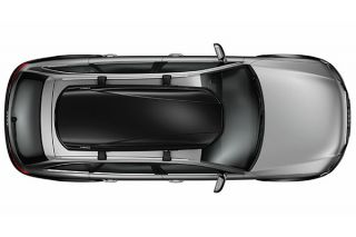 Thule 626   Black XXL   21 cu. ft.   Roof Cargo Boxes