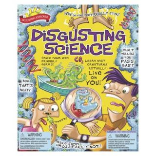Alex Brands Scientific Explorer 0SA222 Disgusting Science Kit