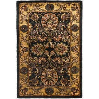 Safavieh Golden Jaipur Antiquity Black/Gold Area Rug