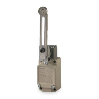 OMRON General Purpose Limit Switch, 480VAC Voltage Rating, 10 Amps, Side Actuator Location   Limit / Interlock Switches   2CLY8|WLCA122TS