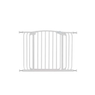 Dreambaby Chelsea 29.5 in. H Extra Wide Auto Close Security Gate in White F170W