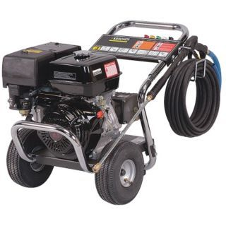 KARCHER Pressure Washer, Cold Water Type, 3000 psi Operating Pressure, 3.0 gpm Flow Rate   Gas Pressure Washers   20KP96|HD 3.0/30P