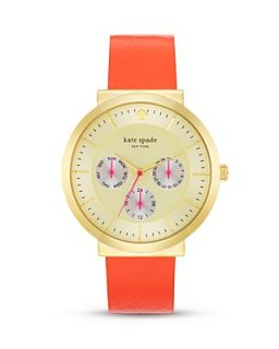 kate spade new york Multi Function Metro Grand Reversible Strap Watch, 38mm