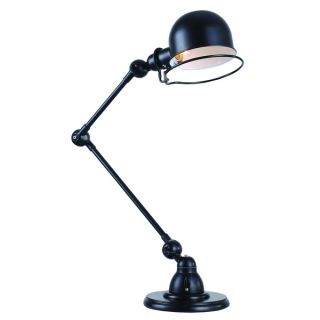Elegant Lighting Industrial Collection TL1251 Table Lamp with Antique