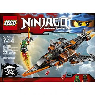 LEGO Ninjago Sky Shark #70601   Toys & Games   Blocks & Building Sets