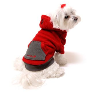 Fou Fou Dog Fou Lar Fleece Dog Hoody