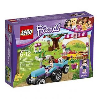 LEGO Friends Sunshine Harvest   Toys & Games   Blocks & Building Sets