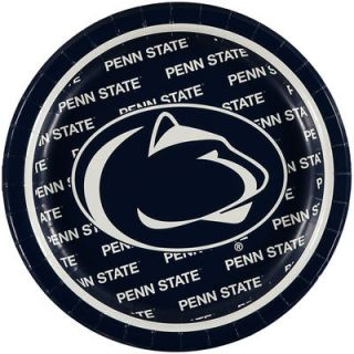 Penn State Nittany Lions 8 Pack Lunch Plate Set