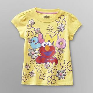 Sesame Street Elmo Infant & Toddler Girls T Shirt   Baby   Baby