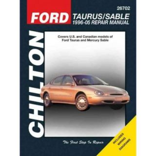 Chilton's Ford Taurus/sable, 1996 05