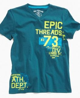 Epic Threads Kids Shirt, Boys Athletic 73 Tee