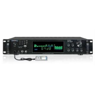 H1502URI Technical Pro Technical Pro Digital Hybrid Amplifier / Preamp / Tuner with USB and SD Card Inputs