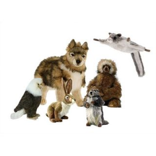 Hansa Toys Wilderness Stuffed Animal Collection IV