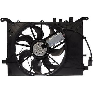 Dorman   OE Solutions Radiator Fan Assembly With Controller 621 491