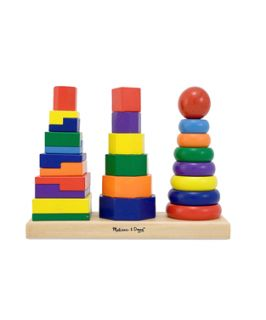 Melissa And Doug Geometric Stacker (343041301)