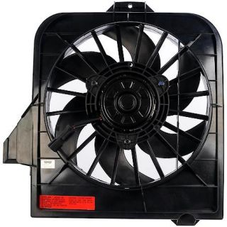 Dorman   OE Solutions Radiator Fan Assembly Without Controller 620 018