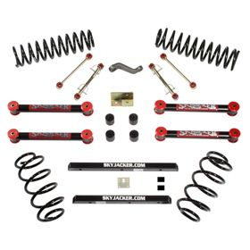 2003 2006 Jeep Wrangler Lift Kits   Skyjacker N8025/N8028/N8025/N8028/TJ40R/TJ40F/TJ403   Skyjacker Lift Kits