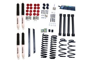 1997 2002 Jeep Wrangler Lift Kits   ORV 18415.3   ORV Complete Jeep Lift Kits