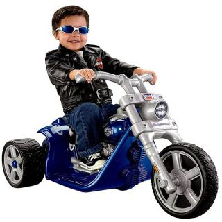 Fisher Price Power Wheels Harley Davidson Rocker Ride on