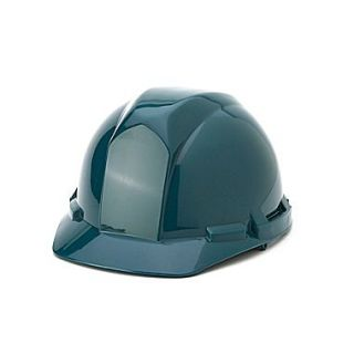 Mutual Industries 4 Point Ratchet Suspension Hard Hat, Green