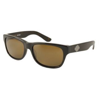 Harley Davidson Mens HDX803 Rectangular Sunglasses   17294825