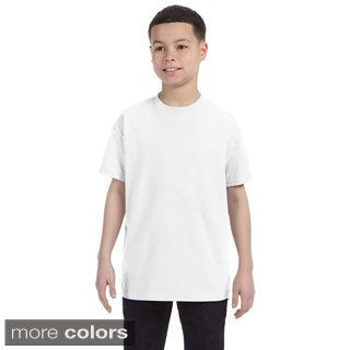 Youth Heavy Cotton 5.3 ounce T shirt   16294857