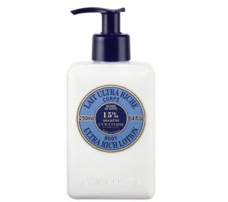 LOccitane Shea Butter Body Lotion 8.4 oz —