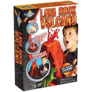 Curiosity Kits Lava Rock Volcano   15575382   Shopping