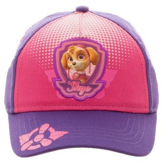 Girls Paw Patrol Skye Baseball Hat   Multicolored OSFM