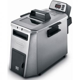 Dual Zone Digital Deep Fryer   Stainless Steel   6619869