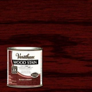 Varathane 1/2 pt. Black Cherry Wood Stain 266197