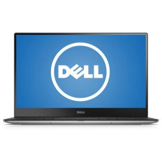 "Dell Silver 13.3"" XPS 13 Laptop PC with Intel Core i5 5200U Processor, 4GB Memory, 128GB SSD and Windows 10"
